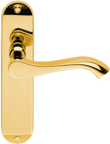 DL181 Polished Brass