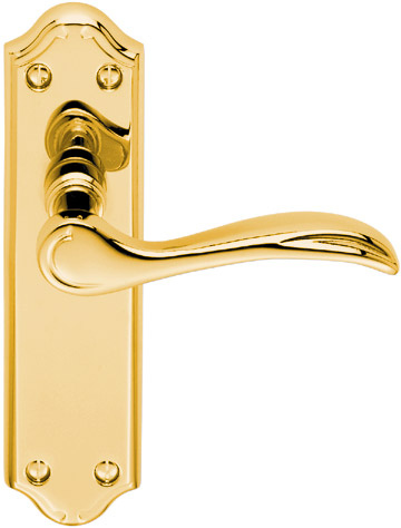 DL191 Polished Brass