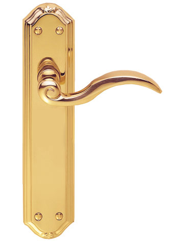 DL341 Polished Brass
