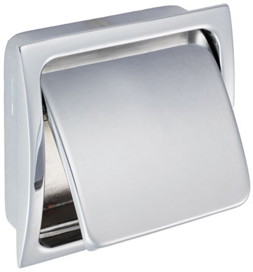 FTD2075 Polished Chrome