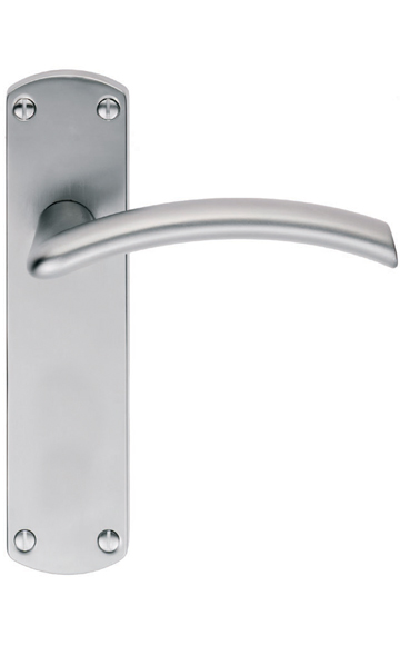 Serozzetta Tres Satin Chrome