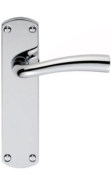 Serozzetta Cinco Polished Chrome