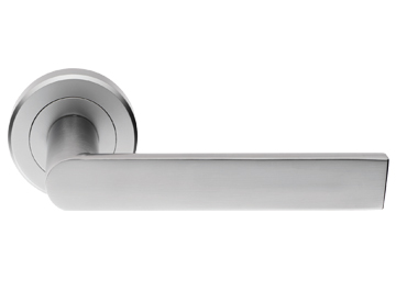 Serozzetta Edge Satin Chrome
