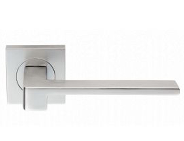 Serozzetta Equi Satin Chrome