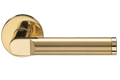 Novantacinque  - Polished Brass Satin Brass