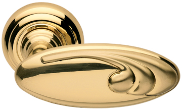 Olly Polished Brass