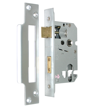 Qube Sashlock Stainless Steel